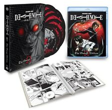 Death Note: The Complete Series - Omega Limited Edition [Blu-ray Set, Region A]
