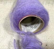 Toaga Mohair Yarn Violet Henry's Attic Made in England approx 5.3 oz 325 yards