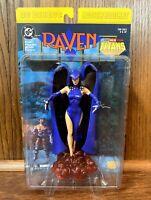 Raven DC Direct New Teen Titans Action Figure New Sealed MOC 2001 DC Comics
