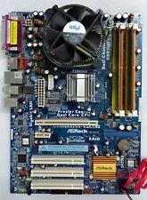 ✅Carte Mère ASRock ConRoeXFire-eSATA2 / Intel Core 2 E6600 2,4Ghz / DDR2