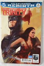 Trinity 15 Ben Oliver Justice League Variant Cover Rebirth DC Comics High Grade