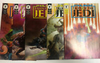 Star Wars Tales Of The Jedi (1993) # 1 2 3 4 5 1-5 NM Complete Set