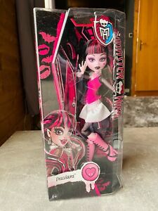 Monster High Draculaura Basic 1. Serie Wave Re-Release NEU & OVP Puppe Doll
