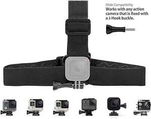 Action Kamera Kopfhalterung Actioncam Kopfband GoPro Cam Kopfgurt Halterung