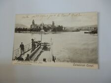 More details for postcard  caledonian canal   fort augustus  loch ness macintyre  ser p10 c44
