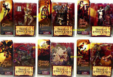 McFarlane Toys Monsters 4 Twisted Fairy Tales Set of 6 Red Riding Hood Hansel .