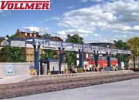 Vollmer H0 43532 Bahnsteig, Länge 62 cm - NEU + OVP