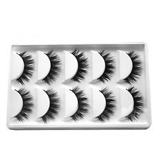 Eye beauty Real Mink Long Natural Thick Makeup Eye Lashes False Eyelashes