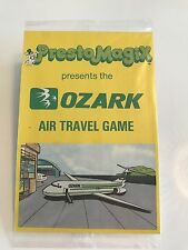 Presto Magix OZARK AIRLINES Travel Game - 1980s - similar to Action Transfers