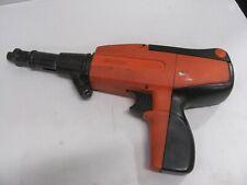 New listing Ramset Redhead D45 Semi-Auto Low Velocity Fastening Tool Not Working