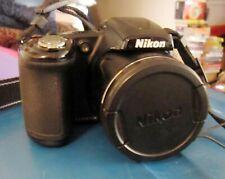 Nikon Coolpix L 830 Black Digital Camera