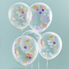 Wedding Oval Party Standard Balloons
