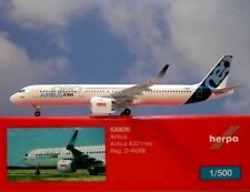 Herpa ALI 1:500 Airbus a321neo Airbus d-avxb 530620 modellairport500