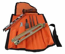 WAR TEC Chainsaw Saw Chain Sharpening Kit C/W File, Gauge For STHIL Users