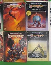 Dungeons & Dragons Dragonlance Book Lot Modules Adentures Campaign Sets DnD RPG