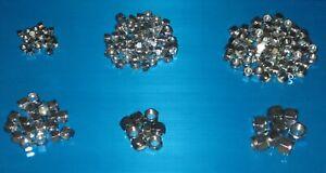 UNF Lock Nuts 180 Pack. Wolseley 6/110 Hornet 6/99 16/60 6/90 4/44 15/50 6/80