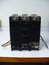 1 pc. GE TJJ436300 Circuit Breaker, 3P, 300A, w/ Aux. Switch & 120V UVR, Used