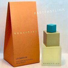 REALITIES BY LIZ CLAIBORNE 100ml EDT Spray Women's Perfume ( RARE )