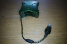 Original Xbox Intec Wireless Controller gamepad Receiver only Green clear