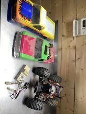 Vintage Tamiya Blackfoot 1:10 scale RC Truck Parts/Repair AS IS