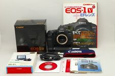 [Near MINT IN Box] Canon EOS-1V HS 35mm SLR Film Camera Body from japan a0073