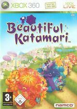 BEAUTIFUL KATAMARI / XBOX 360 / NEUF SOUS BLISTER D'ORIGINE / VF & MULTI LANGUES