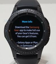 Samsung Galaxy Gear S3 frontier Watch 4G LTE SM-R765V (Verizon)