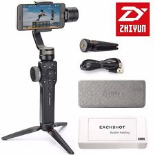 Zhiyun Smooth 4 3-Axis Handheld Gimbal Stabilizer for all smartphones, Black