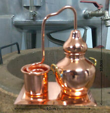 Decorative Still * Alambique de decoracion * Alambicco * Alembic * Cobre Copper