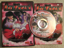 Inuyasha Volume 42 : Farewell My Beloved (DVD OOP R1 Viz Media Anime) w/ Insert