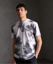 Superdry Mens Tonal Tiedye T-Shirt