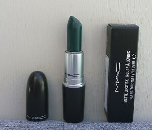 MAC Matte Lipstick, Shade: Deep With Envy, 3g/0.1oz, Brand New in Box!