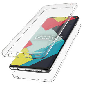 Urcover® Samsung Galaxy S10e 360 Grad Rundum Schutz Hülle Touch Case Full Body
