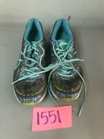 Asics Gel Kayano 23 Womens Running Shoes Sneakers Blue Green Size 9.5 US - T6A5N