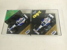 2 x Damon Hill 1:43 scale models 1 is limited edition