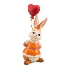 Goebel Ein Luftballon von Herzen Hase mit Herz romantische Liebe Ostern Neu