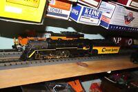 Williams O gauge HUD129 Die-cast 4-6-4 Engine & tender W/smoke & sound #3100 C&O