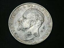 BULGARIA 5 LEVA 1894