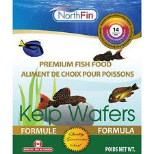 NORTHFIN KELP WAFERS PREMIUM FISH FOOD 1 KG 14 mm  FREE SHIPPING