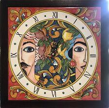 ceramica vietri orologio in vendita Piatti commemorativi