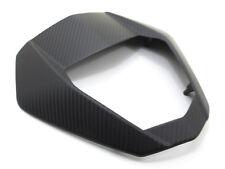 Carbon Scheinwerfer Verkleidung Abdeckung KTM DUKE 690 2012 (1909972)