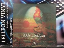 "808 State Bond 12"" Single Vinyl ZANG80T A1/B1 Dance House 90's"
