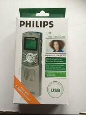 Philips 7655 digital voice tracer LFH7655-coffret avec accessoires