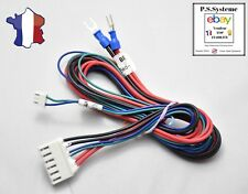 Anet A8 câble pour plateau chauffant RepRap hotbed heated bed cable upgrade