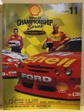 V8 Supercars Oran Park Official Race Program 1999 Very Good Condition