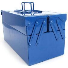 House Maintenance Electrician Anti-fall Portable Multi-Function Folding Tool Box