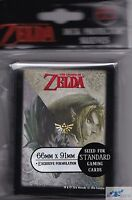 ZELDA TWILIGHT PRINCESS TCG ULTRA PRO DECK PROTECTOR CARD SLEEVE FOR MTG POKEMON