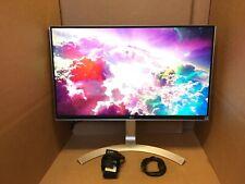 """LG 27MU88-W 4K UHD FreeSync IPS Monitor 27"""" 3840 x 2160 Monitor -DS2707"""