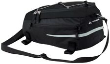 Vaude Bike Cycle Bicycle Rack Bag Silkroad M 7Lt. Black. Good For E-Bike Battery