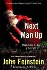 Next Man Up, John Feinstein